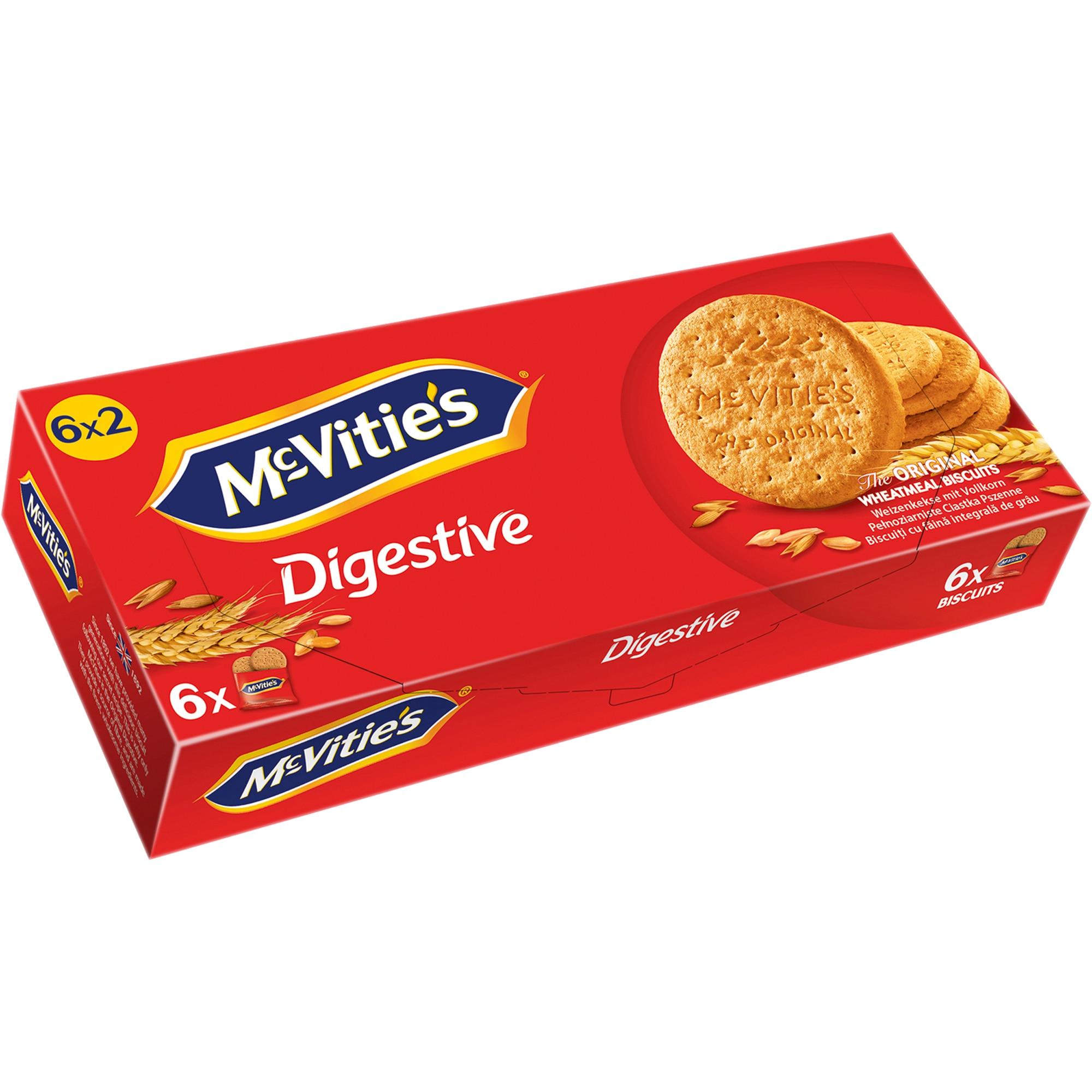 Calorii din McVitie's Digestive Biscuits