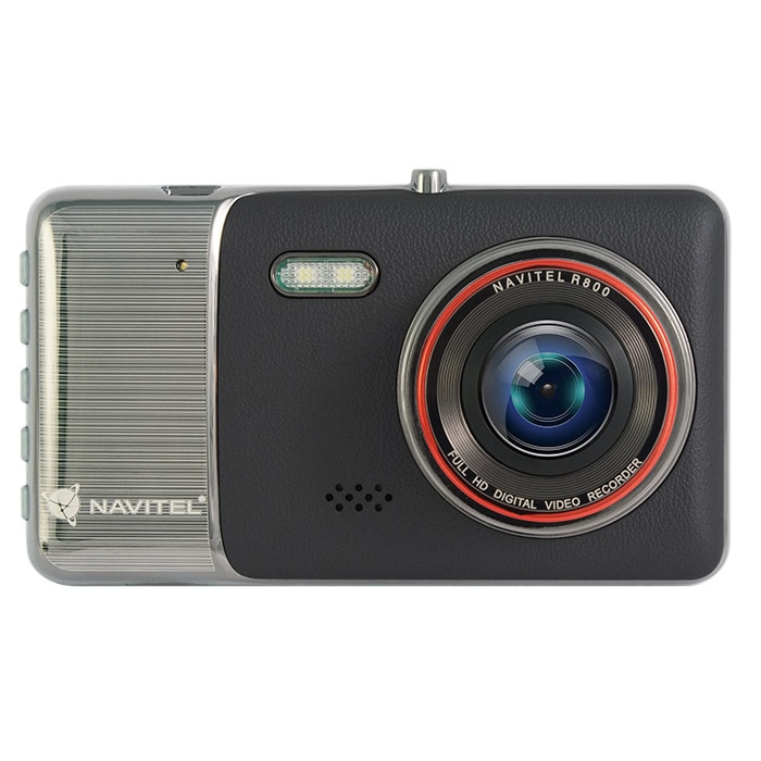 "Fotografie Camera Auto DVR Navitel R800, ecran 4.0"" inregistrare FHD/30fps, vizibilitate 170°, G-Sensor, carcasa de metal"