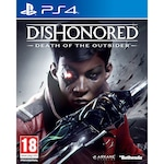 Игра Dishonored Death Of The Outsider за PS4