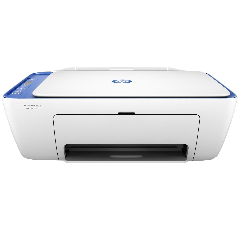 Fotografie Multifunctional Inkjet Color HP Deskjet 2630, All-in-One, Wireless, A4