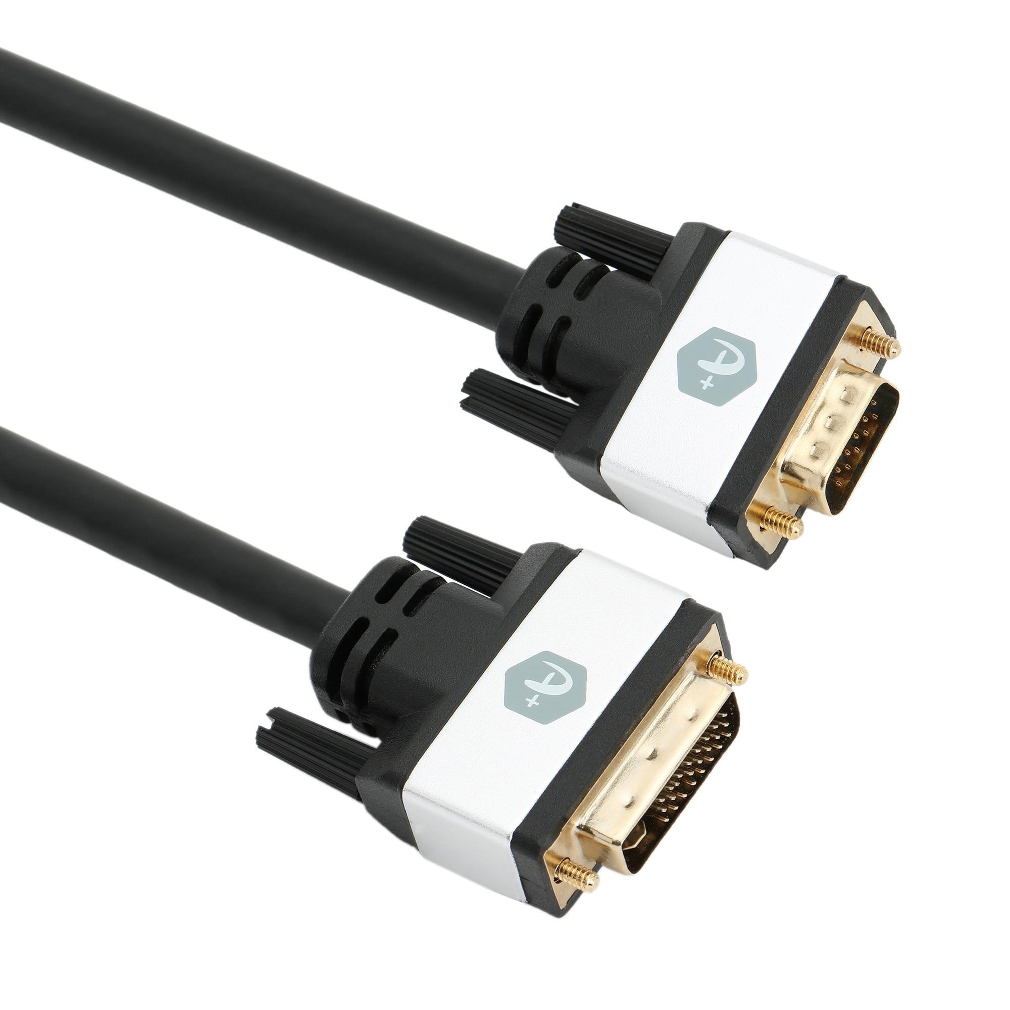 Fotografie Cablu A+ DVI-I male to VGA, 2m