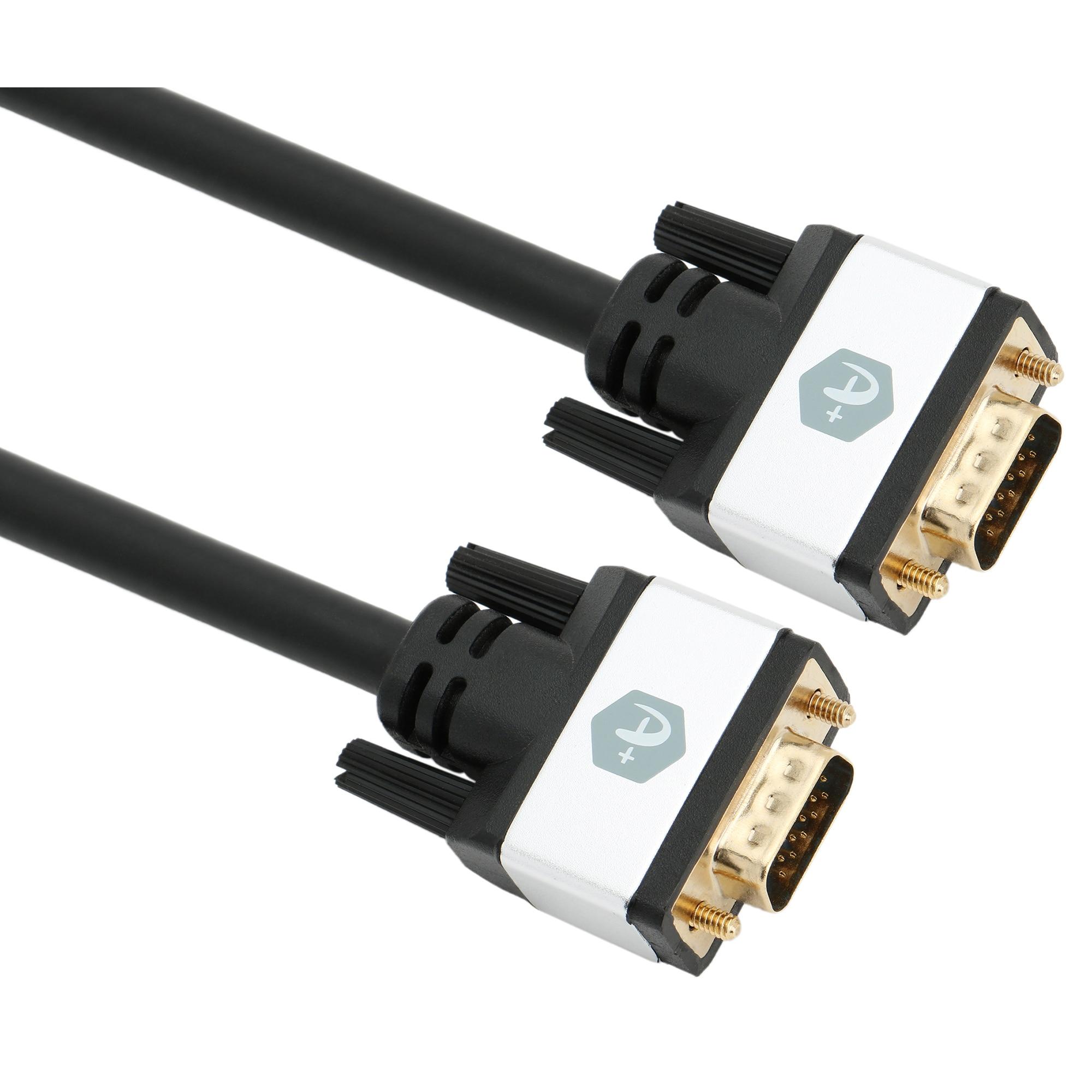 Fotografie Cablu A+ VGA - VGA