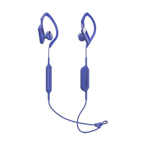 Fotografie Casti Audio In Ear Panasonic RP-BTS10E-A, Wireless, Bluetooth, Microfon, Autonomie 4 ore, Albastru