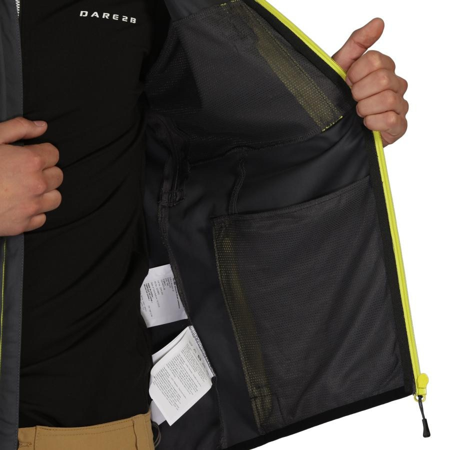 Dare2be Mobilize Jacket férfi softshell kabát 10.000 mm