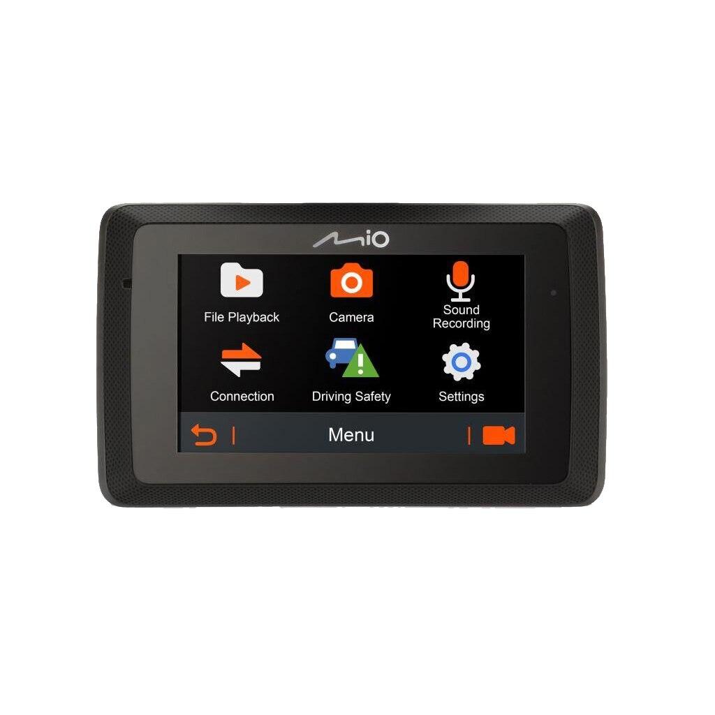 Fotografie Camera auto Mio MiVue 785 GPS, ecran tactil de 2,7'', Full HD, G-Shock Sensor, Senzor Sony