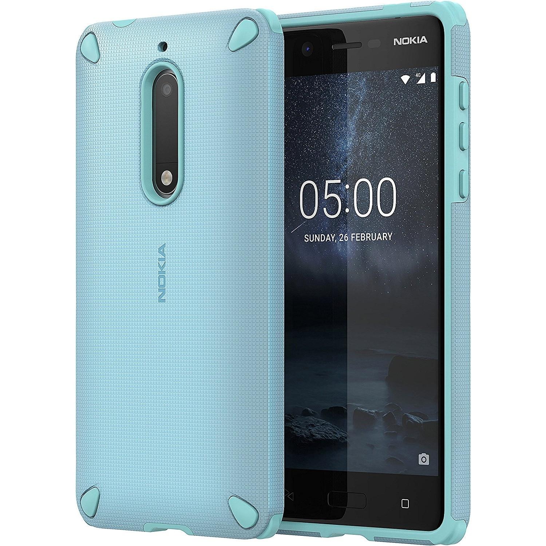 Fotografie Husa de protectie Rugged Impact pentru Nokia 5, Menta