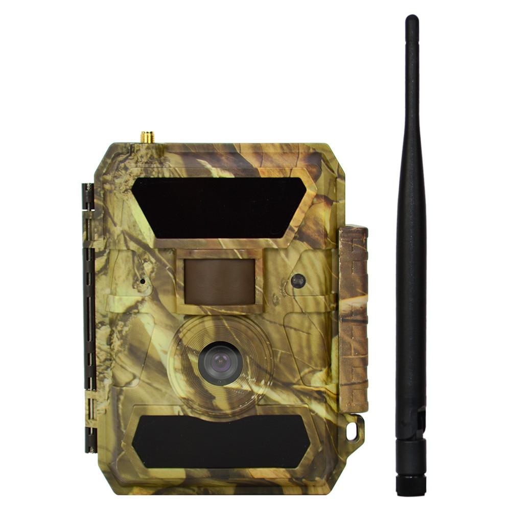 Fotografie Camera vanatoare PNI Hunting 350C, Internet, Full HD, 12Mp