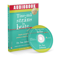 Tine-ma strans in brate - Dr. Sue Johnson. Audiobook