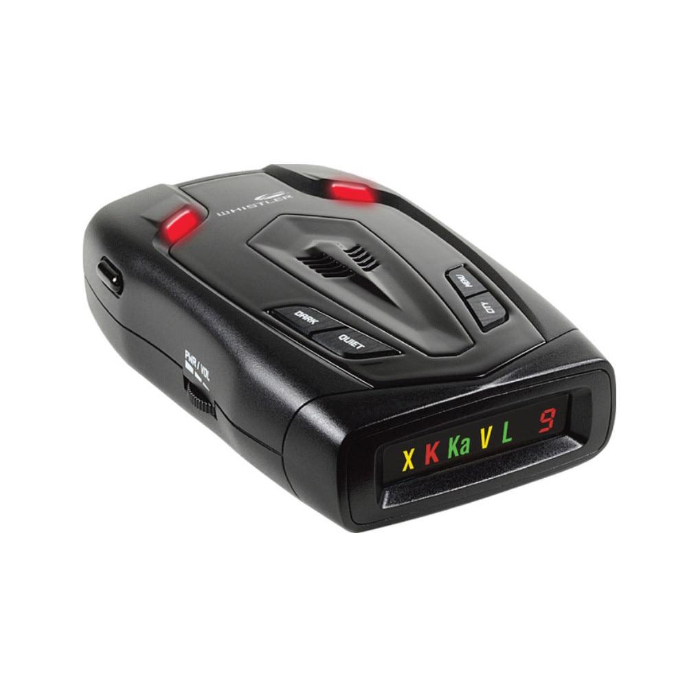 Fotografie Detector de radar Whistler GT-268XI, detectie benzi X K KA, Laser 360, POP, benzi de detectie selectabile, functie de prioritizare alerte