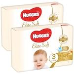 Пелени Huggies Elite Soft 3, 5-9 кг, 160 броя