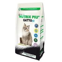 Суха храна за котки Nutrix Piu Gatto ST за кастрирани котки, 1.5 кг.