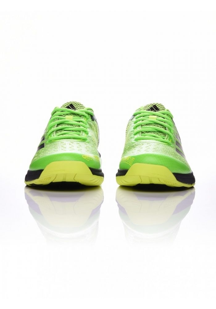 ADIDAS PERFORMANCE férfi kézilabda cipö, zöld court stabil