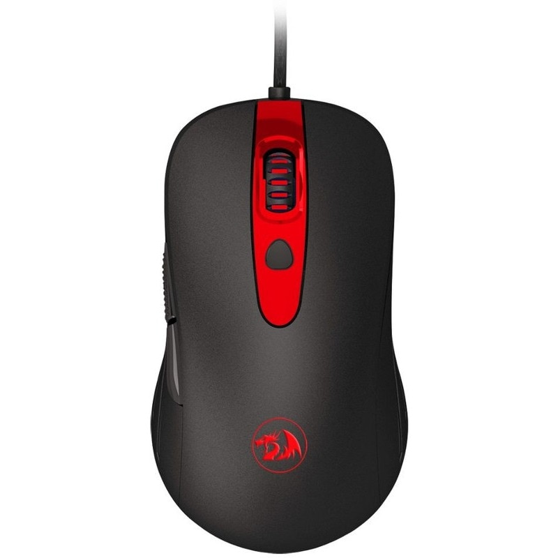 Fotografie Mouse gaming Redragon Cerberus, Negru
