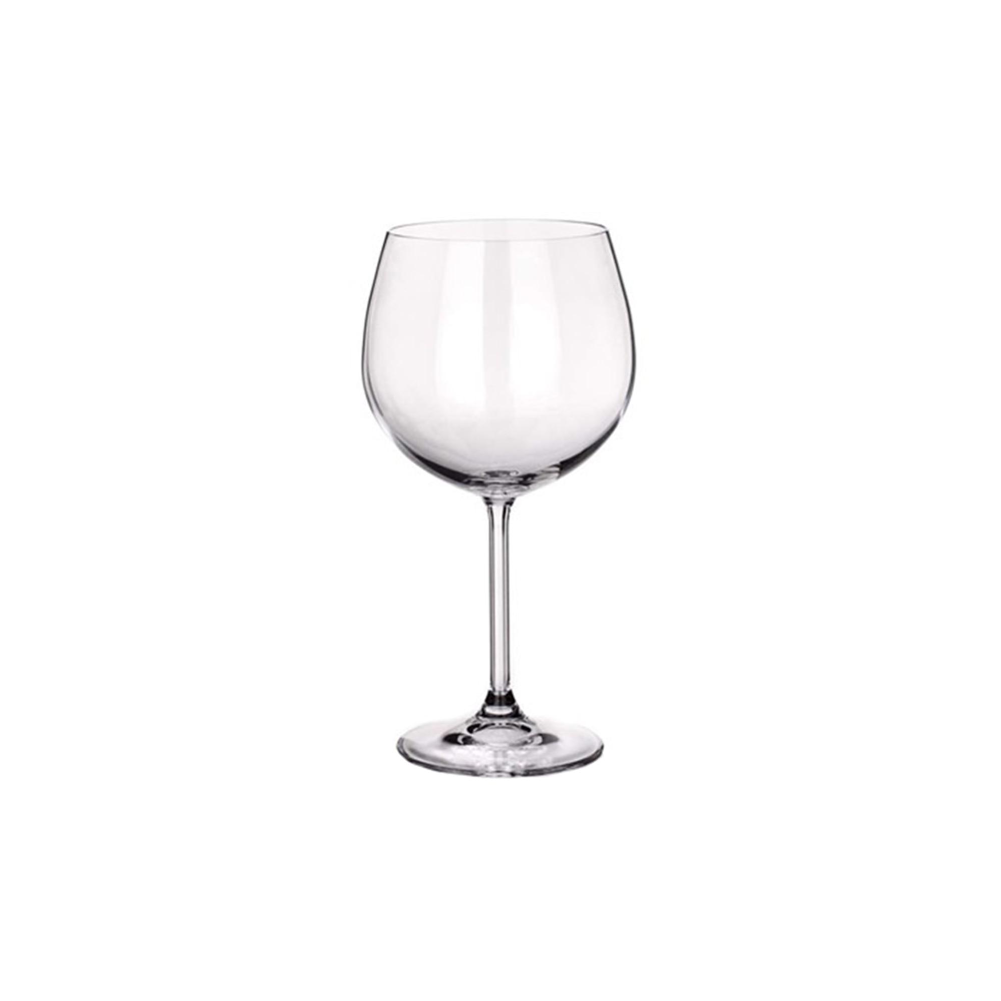 Fotografie Set 6 pahare Banquet vin rosu, cristal, 570ml