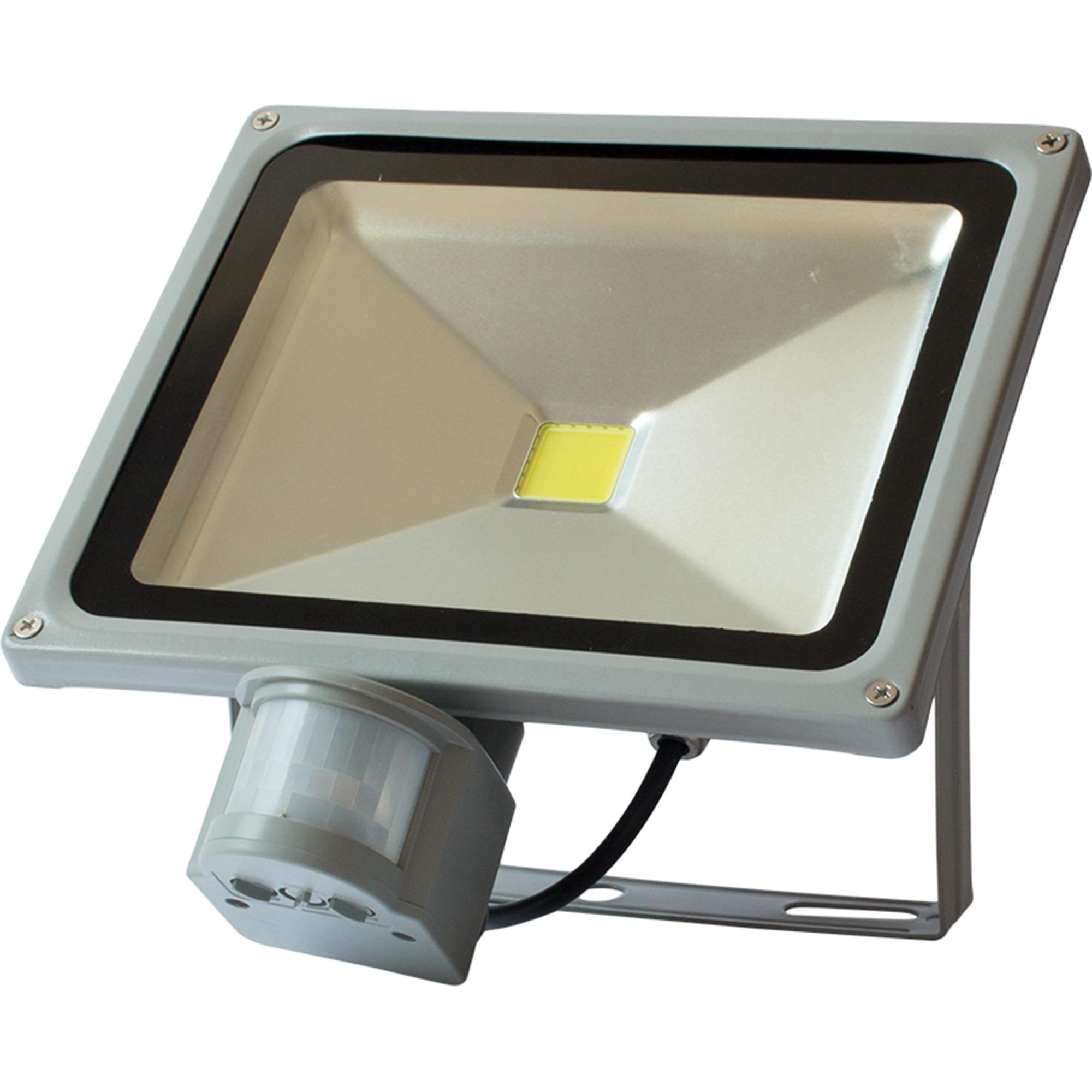 Fotografie Proiector LED Kuper, cu senzor de miscare, 30W, 2520 lm, 6500K
