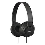 Слушалки JVC HA-S180-B тип DJ, Ултралеки, Черни