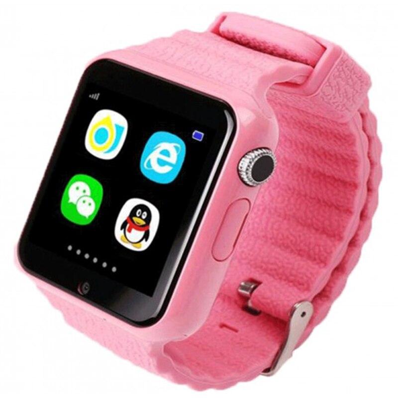 Fotografie Ceas Smartwatch iUni V8K, Pink