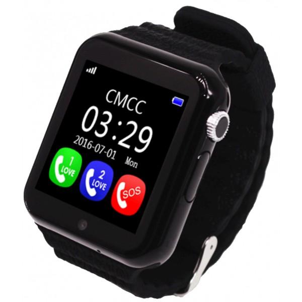 Fotografie Ceas Smartwatch iUni V8K, Black