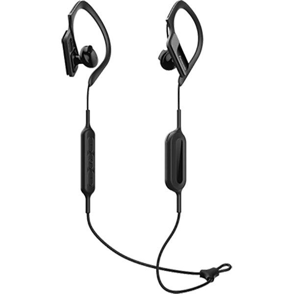 Fotografie Casti audio in-ear Panasonic, RP-BTS10E-K, Wireless, Negru