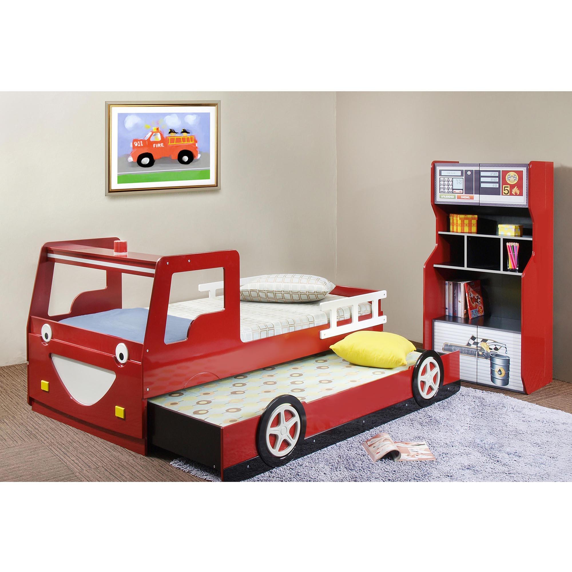 Fotografie Mobilier Wunderkid Truck pentru camera copilului