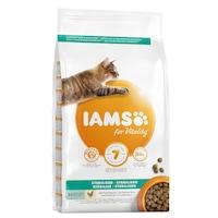Суха храна за котки IAMS Vitality Adult Sterilised, Пилешко,10 кг