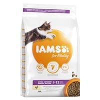 Суха храна за котки IAMS Vitality Kitten, Прясно пилешко, 10 кг