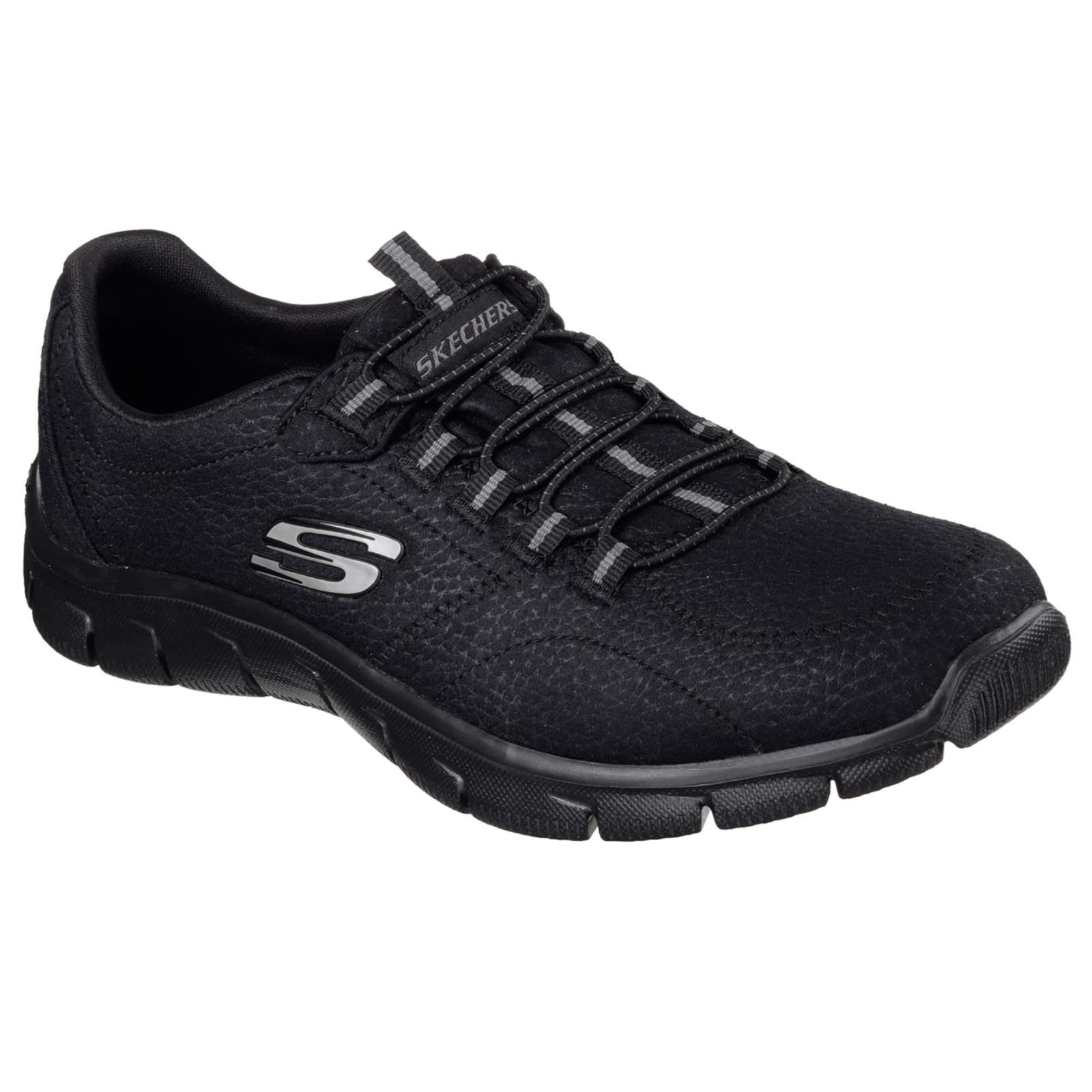 04074 Skechers női sportcipő 12407_BBK Relaxed Fit: Empire