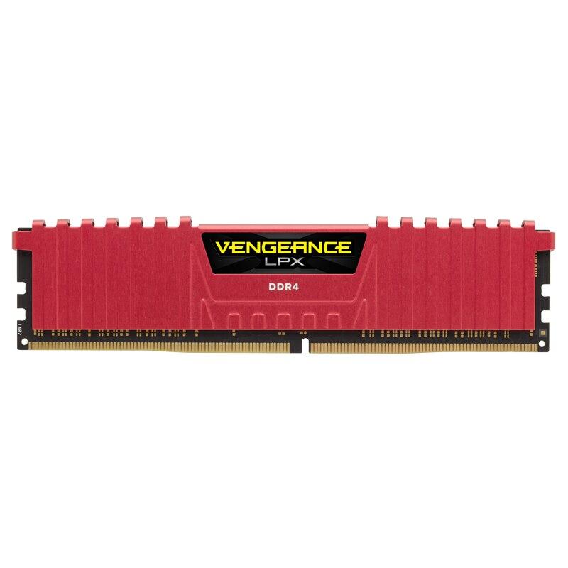 Fotografie Memorie Corsair Vengeance LPX, 8GB DDR4, 2666 MHz, CL 16