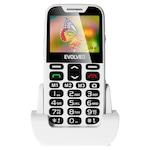 Easyphone EP-600 XD Senior Mobiltelefon, Kártyafüggetlen, Fehér