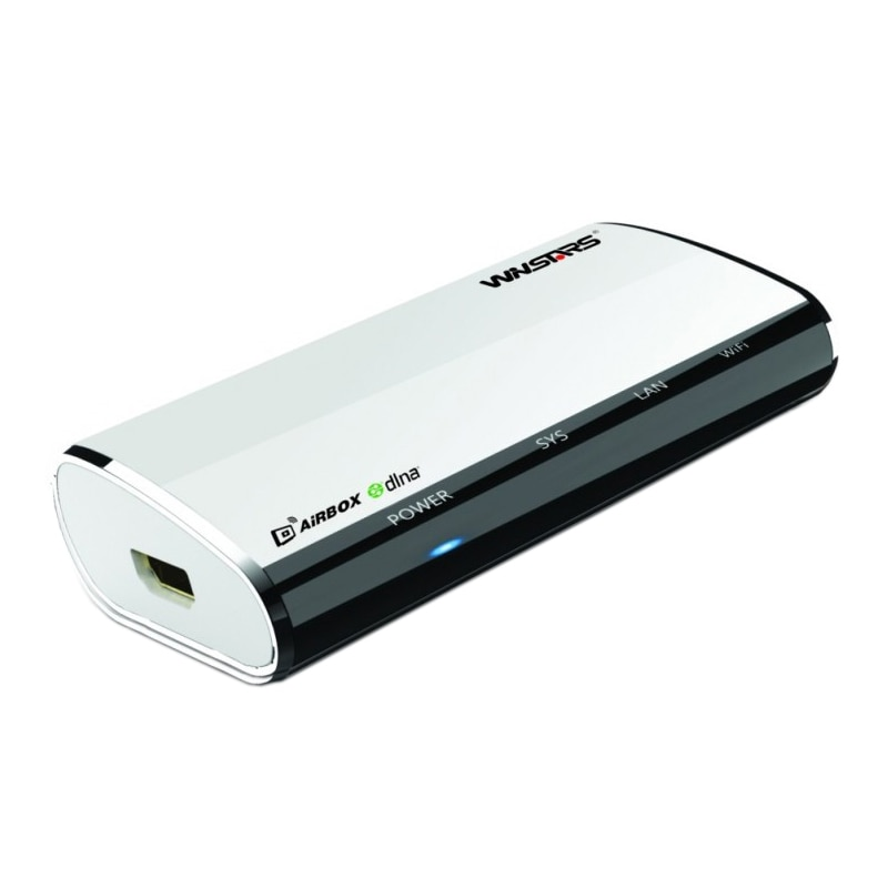 Fotografie Receptor PNI AV601 audio video wireless si RJ45 airfun si aircontrol