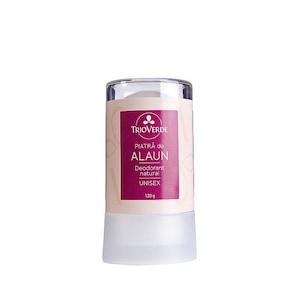 Deodorant stick natural piatra de alaun Trio Verde, 120gr
