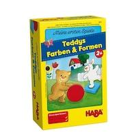 Haba Első társasom-Teddy maci színek+formák