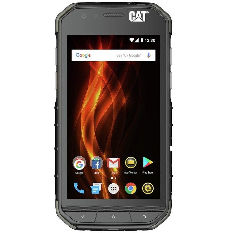 Fotografie Telefon mobil CAT S31, Dual SIM, 16GB, LTE, Black