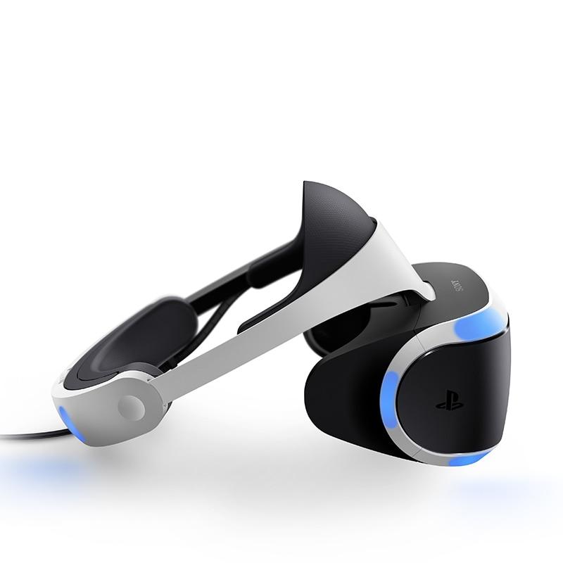 PlayStation VR + kamera + PS Move Twin Pack + VR Worlds játékszoftver