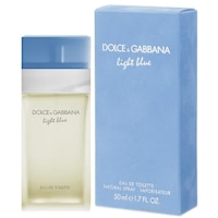 set dolce gabbana light blue