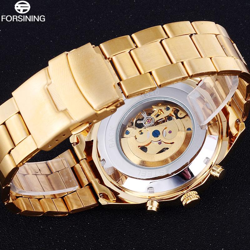 FORSINING TM340111 luxus férfi karóra eMAG.hu