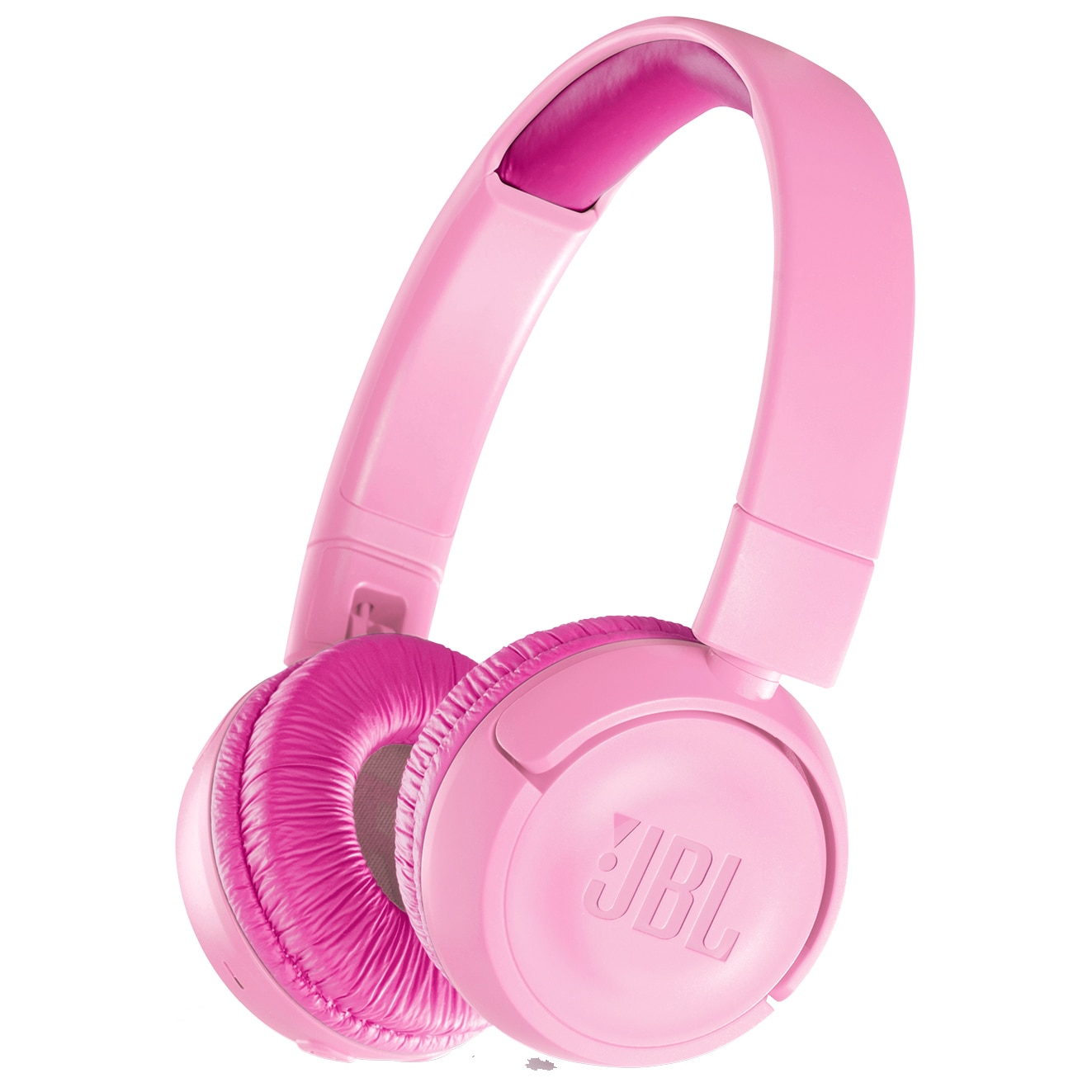 Fotografie Casti audio pentru copii JBL JR300BT, wireless, roz