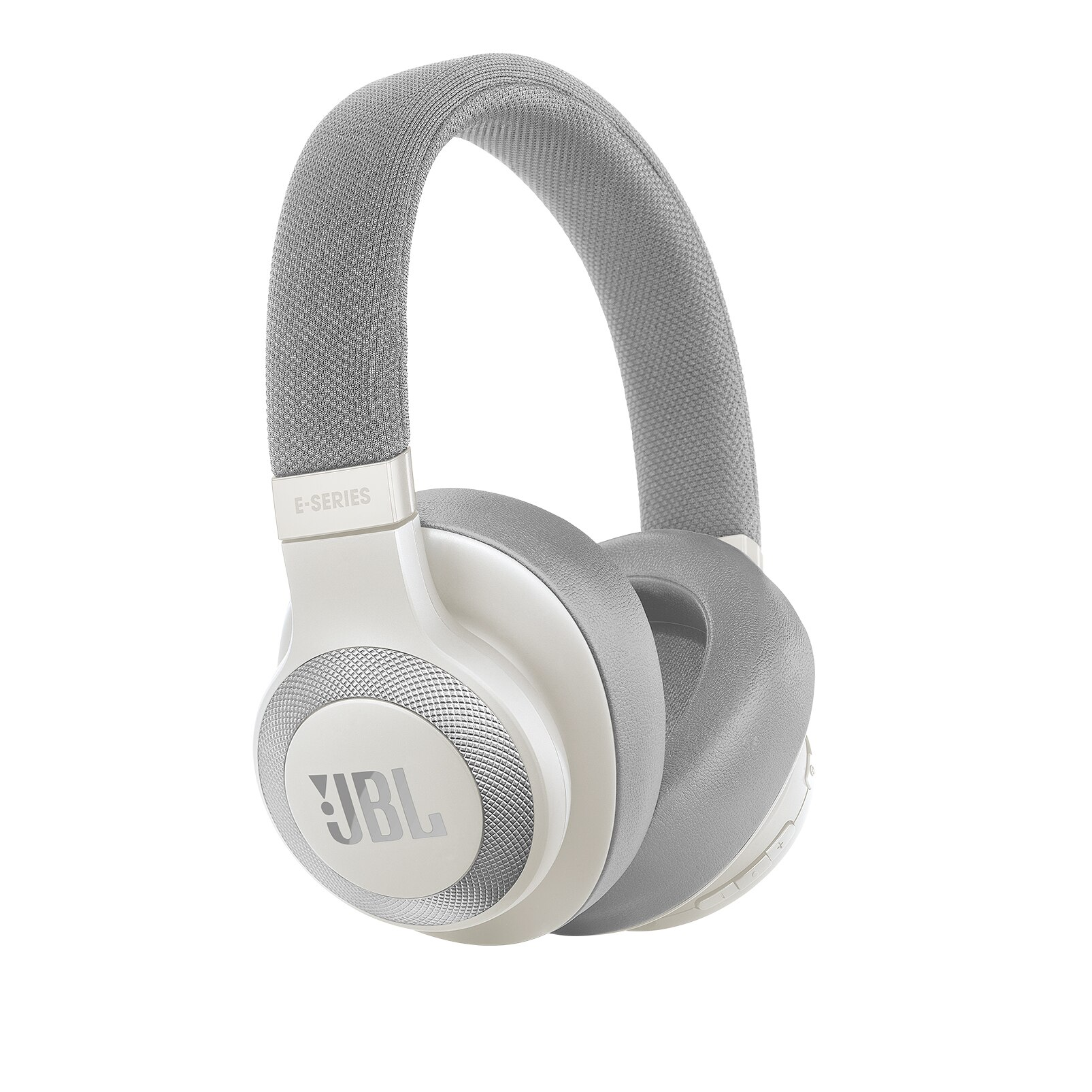 Fotografie Casti audio JBL E65BTNC, wireless, noise canceling, alb