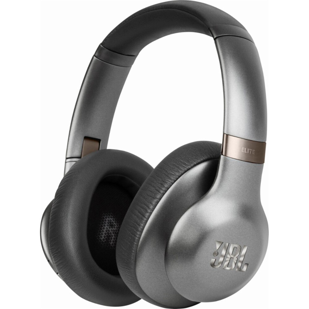Fotografie Casti audio JBL Everest Elite 750NC, wireless, noise canceling, gunmetal