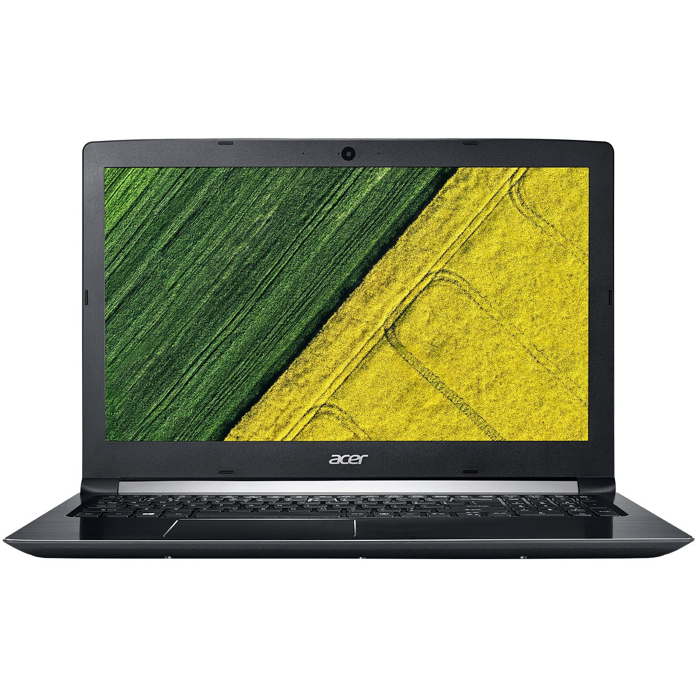 "Fotografie Laptop Acer Aspire A515-41G-F2SH cu procesor AMD Quad-Core FX 7th Gen ™ 9800P 2.70 GHz, 15.6"", Full HD, 8GB, 256GB SSD, AMD Radeon™ RX 540 2GB, Linux, Black"
