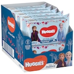 Huggies Natural Care Disney nedves törlőkendő készlet, 10 x 56 darab