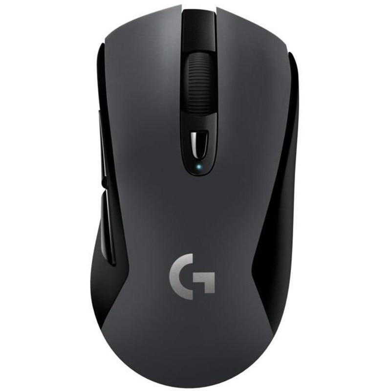 Fotografie Mouse gaming wireless Logitech G603 LightSpeed Hero 12K DPI, Negru