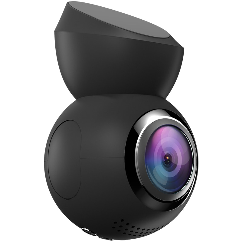 "Fotografie Camera Auto DVR Navitel R1000, ecran 1.2"" inregistrare FHD/30fps, GPS, G-Sensor, Wi-Fi, rotire 360°, suport fixare magnetic"