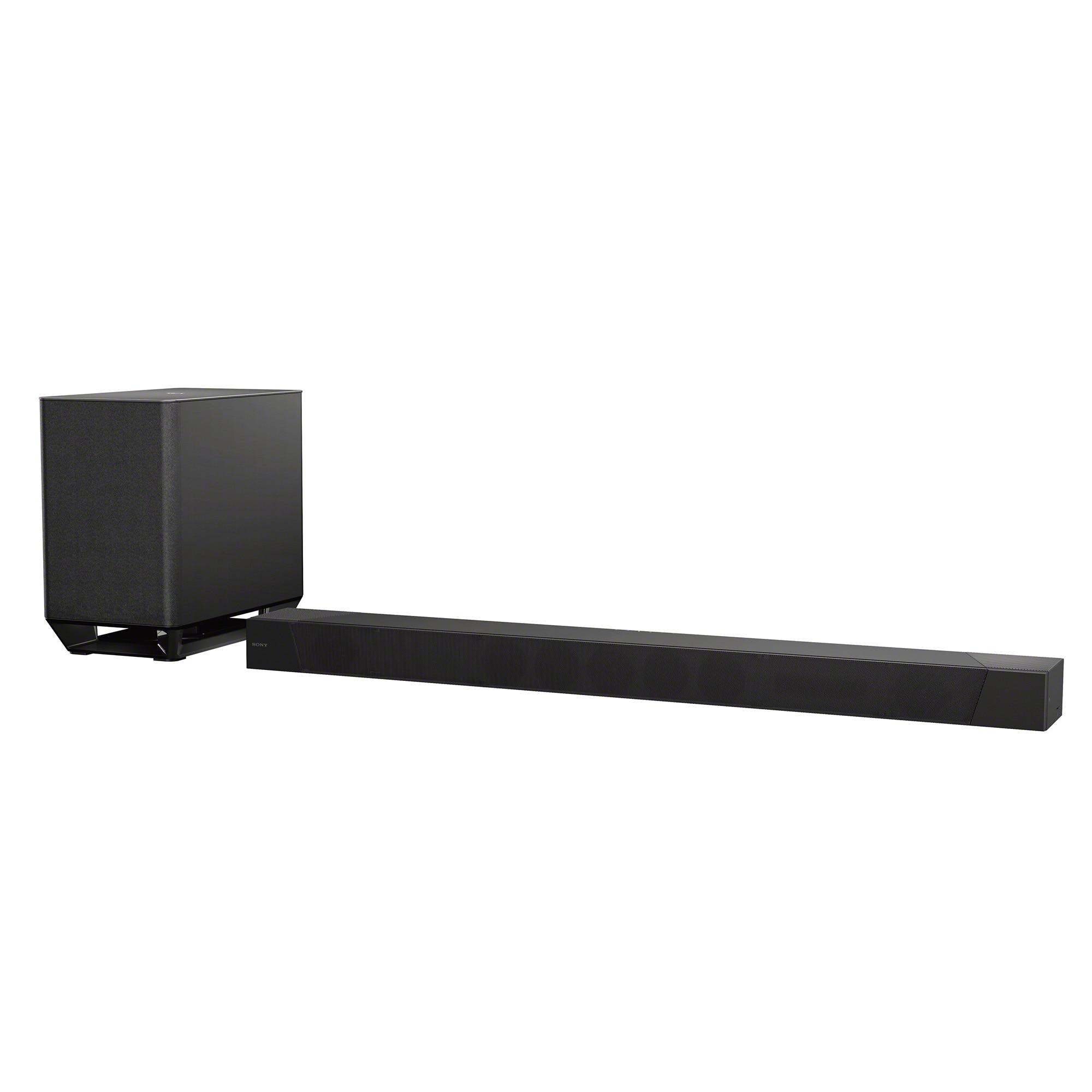 Fotografie Soundbar Sony HT-ST5000, Dolby Atmos, Hi-Res, 7.1.2 canale, Wi-Fi, Bluetooth, Negru