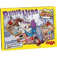 Haba Rhino Hero Állati csetepaté - szuperhősök csatája társasjáték