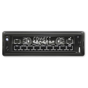 SAL VB 4100 Autórádió MP3 WMA lejátszó ÉRINTŐKÉPERNYŐS telefon kihangosító bluetooth 4X45W - 00085268