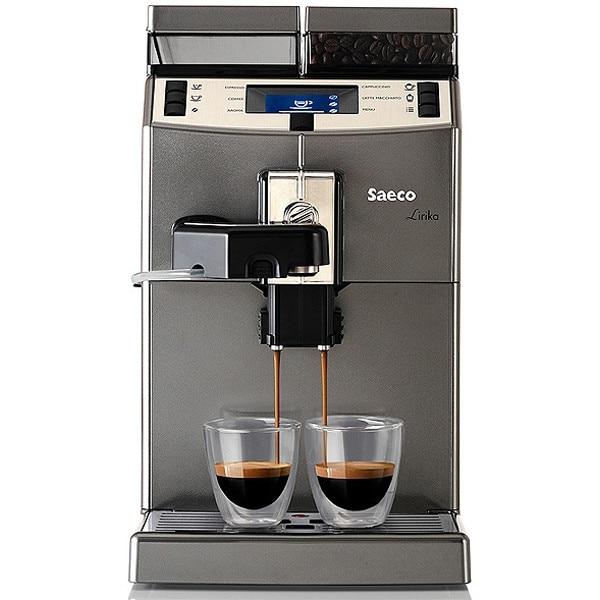 Philips Saeco Lirica (LRC) One Touch Cappuccino Automata kávéfőző Szürke