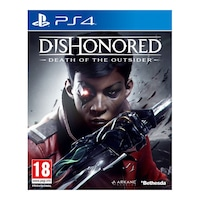 Dishonored Death of the Outsider PS4 játék
