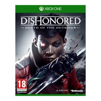 Dishonored Death of the Outsider Xbox One játék