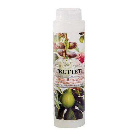 Сапун за лице и тяло Nesti Dante Fig and Almond milk, 300ml